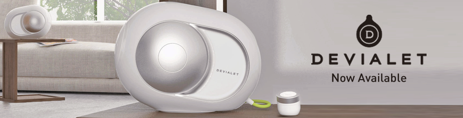 Devialet available now