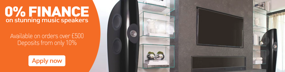 Hi-Fi Finance Champions inc KEF Blade