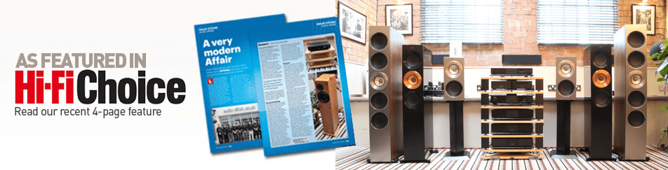 HiFi Choice Magazine Feature