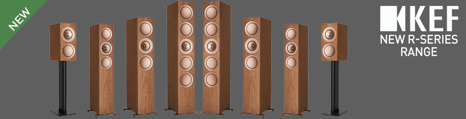 KEF R-Series Speakers