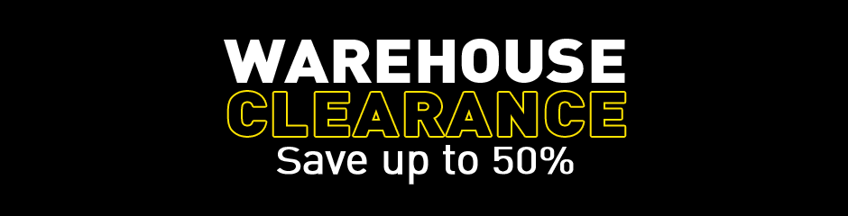 Hi-Fi Warehouse Clearance