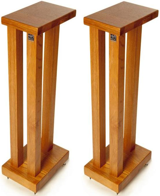 Hi Fi Racks 600mm Slimline Speaker Stands At Audio Affair