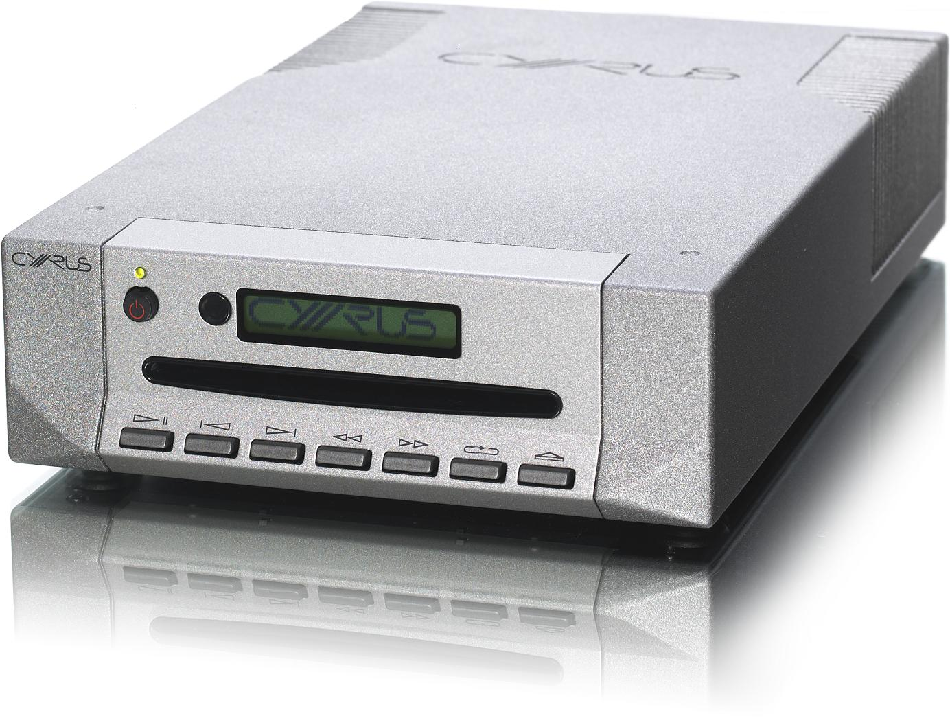 Cyrus Cdt Cd Transport For 163 650 00 In Cd Amp Sacd Players At