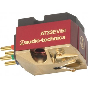Audio Technica AT33EV MC Phono Cartridge