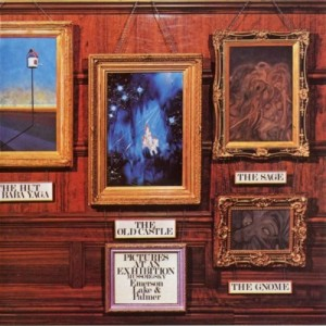 Emerson, Lake & Parmer - Pictues At An Exhibition 180g MOV LP