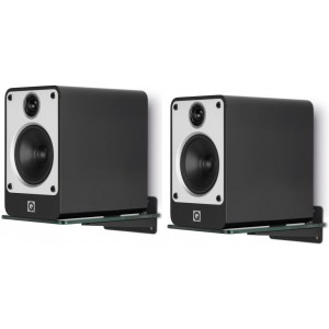 Q Acoustics QA2140 Speaker Glass Wall Support (Pair)