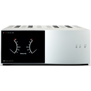 Anthem STR Power Amplifier Silver