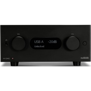 Audiolab M-DAC+ DAC - Black