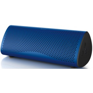 KEF Muo Wireless Bluetooth Speaker - Neptune Blue