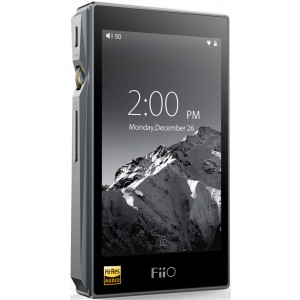 FiiO X5 III Portable High Res Music Player Front