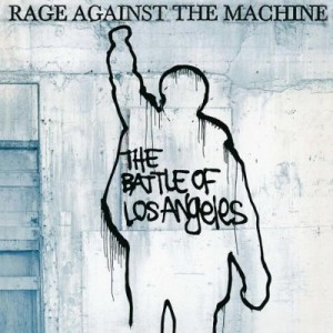 Rage Against The Machine - The Battle Of Los Angeles 180g MOV LP
