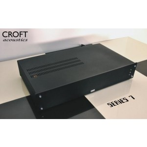 Croft Acoustics Series 7 Version R Power Amplifier