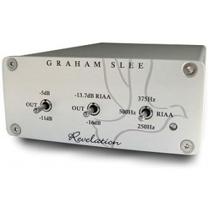Graham Slee Revelation M Phono Stage