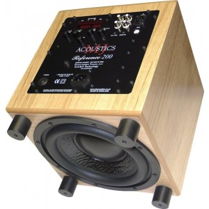 MJ Acoustics Reference 200 Subwoofer
