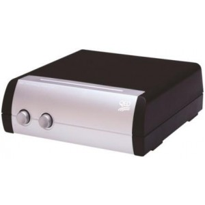 QED SS21 2-Way Speaker Switch Box