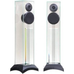 Waterfall Iguas��u Evo Glass Speakers (Pair)