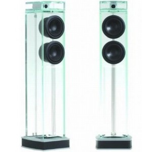 Waterfall Niagara Glass Speakers (Pair)