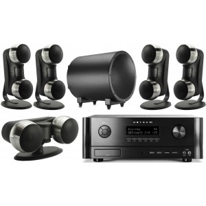 Anthony Gallo Strada 5.1 + Anthem MRX 720 Home Cinema Package