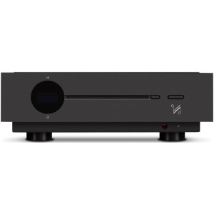 Quad Artera Play CD Player + DAC + Pre Amplifier - Black