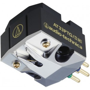 Audio Technica AT33PTG/II MC Phono Cartridge