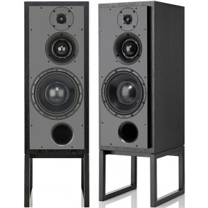 ATC SCM50 SL Speakers (Pair) Black