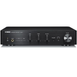 Yamaha AU670 Integrated Amplifier + DAC Black