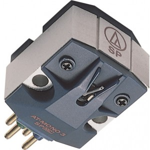 Audio Technica AT-Mono3/SP MC Phono Cartridge