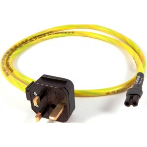 Black Rhodium Fusion Figure 8 Mains Cable