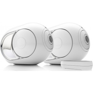 Devialet Phantom Active Wireless Speaker (Pair) + Dialog