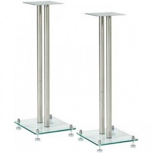 Custom Design RS102 Speaker Stands (Pair)