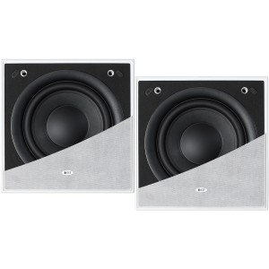 KEF Ci200QSb-THX In Wall Subwoofer (Pair)