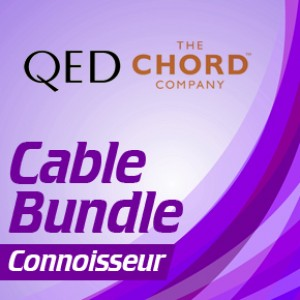 AV Cable Bundle 4 with Chord & QED