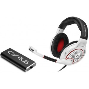 Cyrus Soundkey Gaming Edition + Sennheiser G4ME ONE Headphones