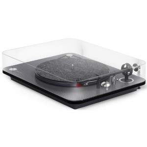 Elipson Omega 100 RIAA BT Carbon Black Turntable (