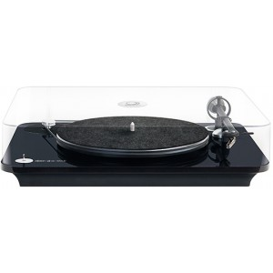 Elipson Omega 100 RIAA BT Carbon Turntable Black