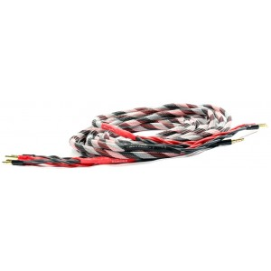 Black Rhodium Encore Speaker Cable - Terminated Pairs