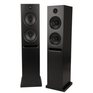 Epos K3 Speakers Pair in Black