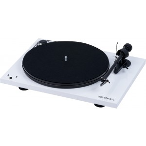 Pro-Ject Essential III SB Turntable White