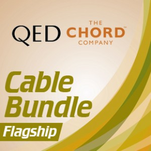 AV Cable Bundle 5 with Chord & QED