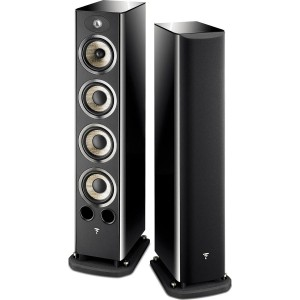Focal Aria 936 Speakers Black Pair