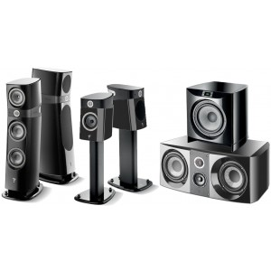 Focal Sopra 2 Home Cinema 5.1 Speaker Package
