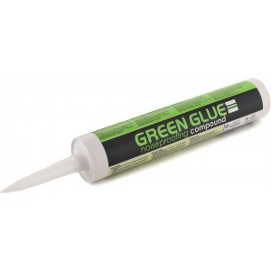 Green Glue Noise Proofing Compound-Single Tube