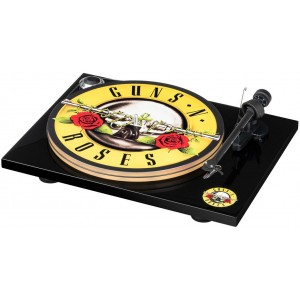 Pro-Ject Essential III Guns N Roses Turntable Ltd Edition