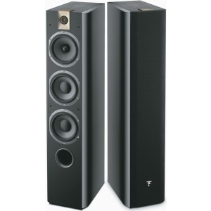 Focal Chorus 726 Speakers (Pair) Black