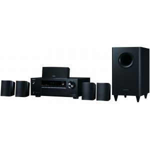 Onkyo HT-S3800 Home Cinema AV Receiver + Speaker Package