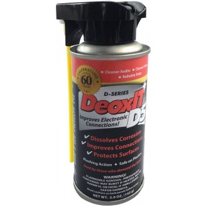 Caig Labs DeOxit D5 Contact Cleaner Spray 142g