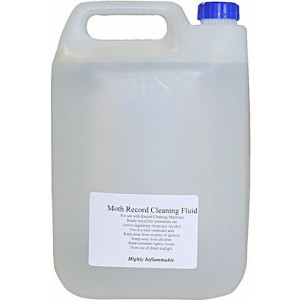 Moth Record Cleaning Fluid (5 Litre)
