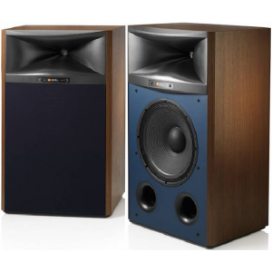 JBL S4367 Speakers (Pair) Walnut