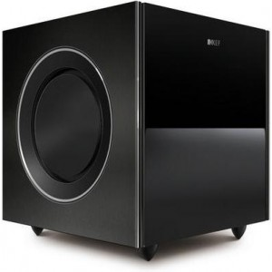 KEF Reference subwoofer black gloss