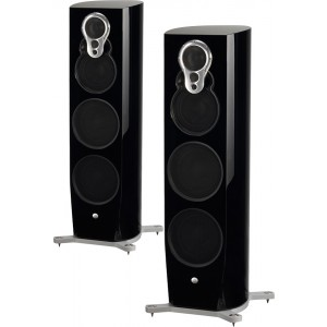 Linn Klimax 350 Passive Speakers (Pair) Piano Black